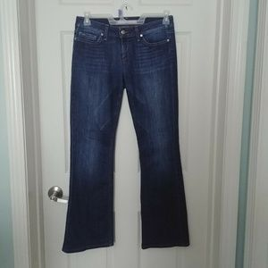 Joes Jeans Womens Sz 27 Fit Honey Boot Cut Jeans